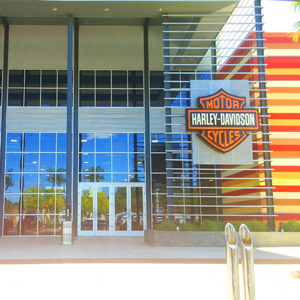 Harley Davidson Fire Protection and fire safety done by On Guard Fire Protection in Las Vegas